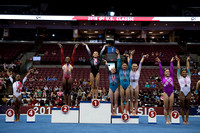 Floor Exercise podium