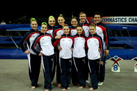 Senior Acro National Team