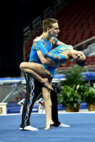 Brianna Foster, Joseph McGraw - 12-18 mixed pair