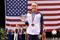 Savannah Vinsant - Athlete of the Year