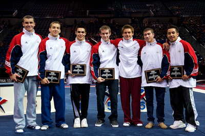 The Men's National Team - Ages 16-18