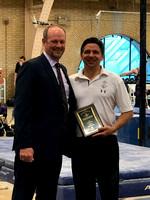 Kip Simons - Varsity Coach of the Year - Navy