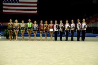 Senior Rhythmic National Team