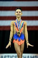 Nicole Kaloyanov - Ribbon champion