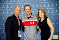 Kurt Thomas, John Macready and Shannon Miller