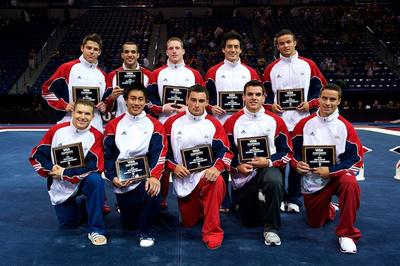 The Senior Men's National Team