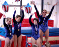 May 7, 2011 - USA Gymnastics Special Olympic Championships