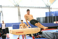 April 7 - Men's Podium Training