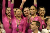 The USA women's team