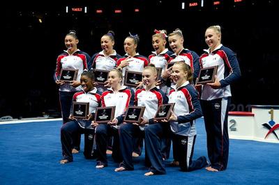 The 2014-15 Senior Women's National Team