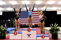 Women's medalists