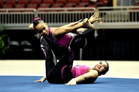 Madeline Bones, Samantha Servellon - 13-19 women's pair
