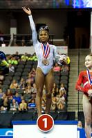 Jordan Chiles - junior gold medalist