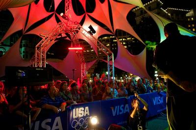 Visa Fan Fest