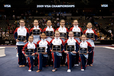2009 Women's Junior National Team