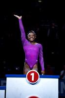 Simone Biles - all-around gold medalist