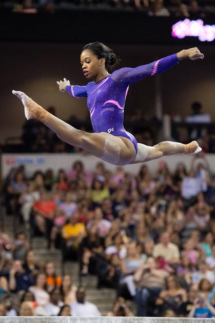 USA Gymnastics: July 25 - Senior Competition &emdash; Gabrielle Douglas