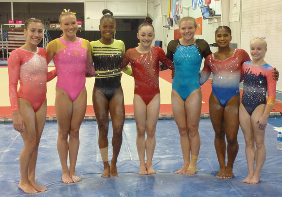 P&G Championships qualifiers from the National Qualifiers