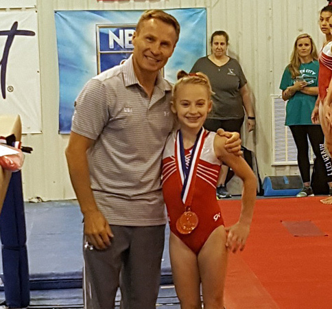 Lillian Lippeatt - 1st Physical Abilities and 3rd Jr. Elite Verification
