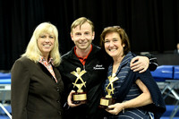 Trampoline coach awards