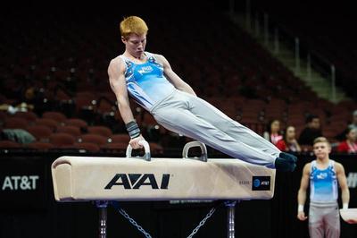 USA Gymnastics: 2016 Elite Team Cup - March 5, 2016 &emdash; Peyton Hobson